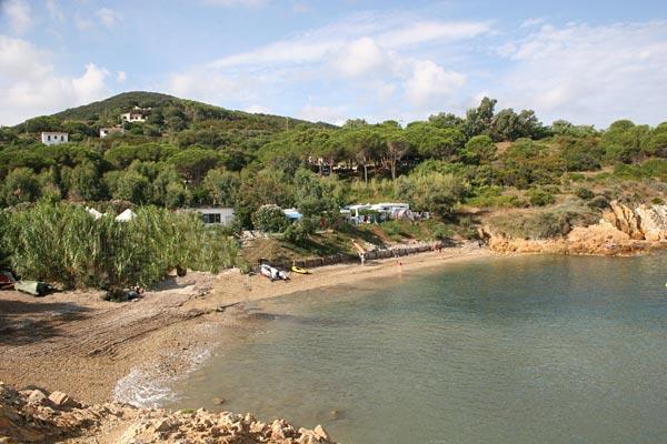 Camping Elba Island Camping Village Acquaviva